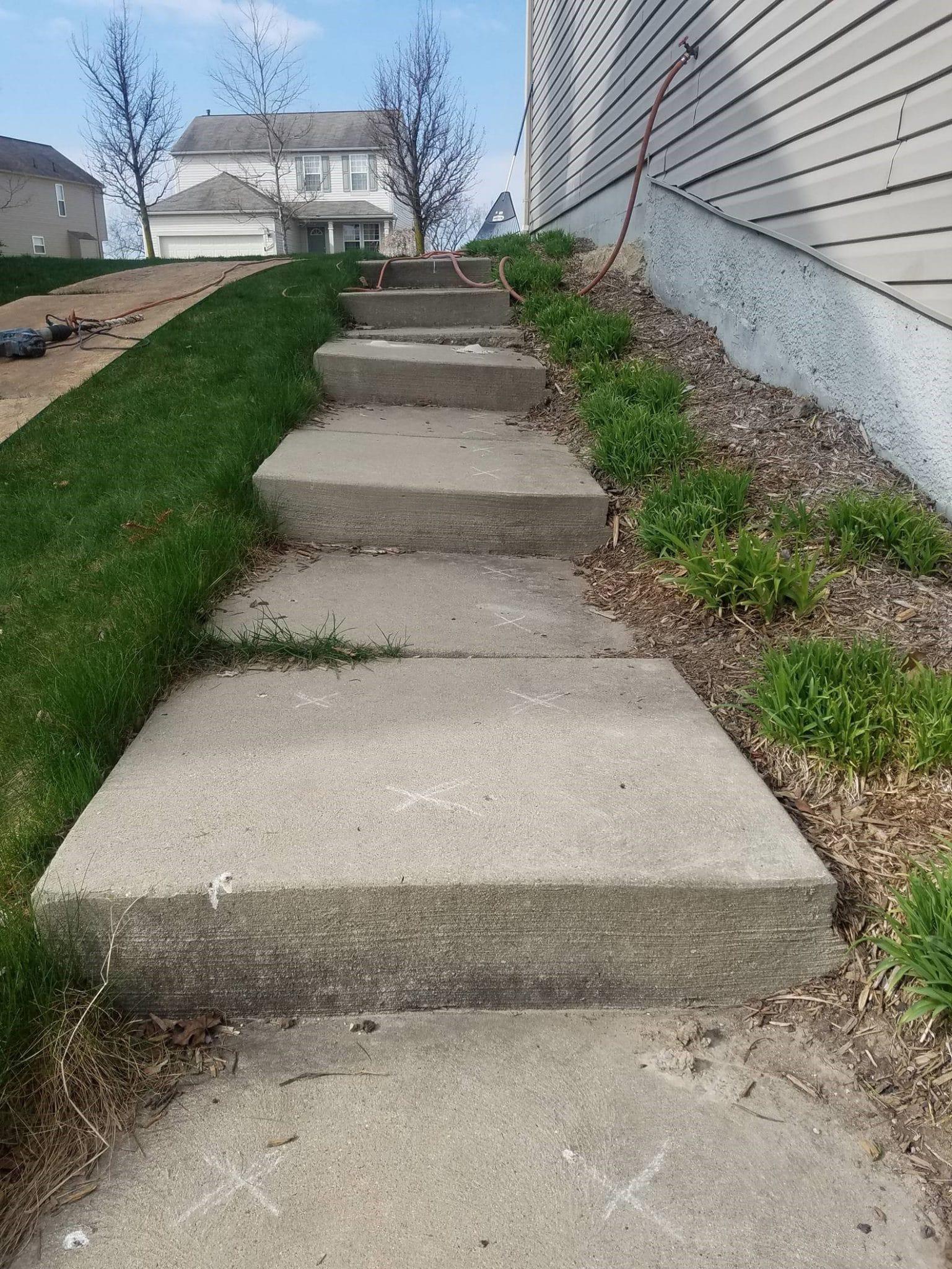 concrete-leveling-outside_steps